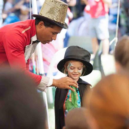 Magic Shows for Kids by Happy Times Entertainment