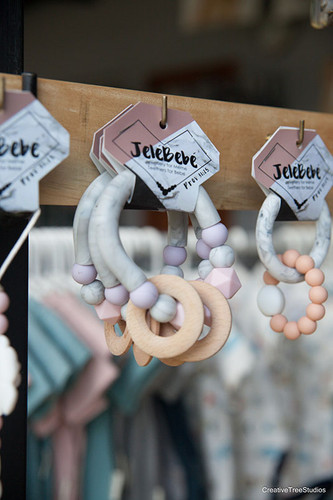 Teething Jewelery by Jele Bebe