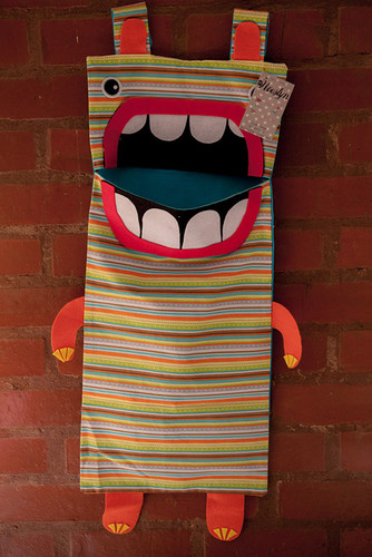 Kids Laundry bag by Woestyn