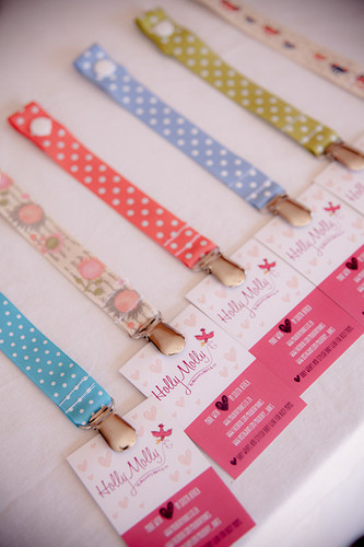 Material Dummy Clips by Holly Molly Baby