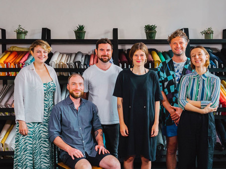 A divat az anyaggal kezdődik - hírek Berlinből / Fashion starts with the material - news from Berlin