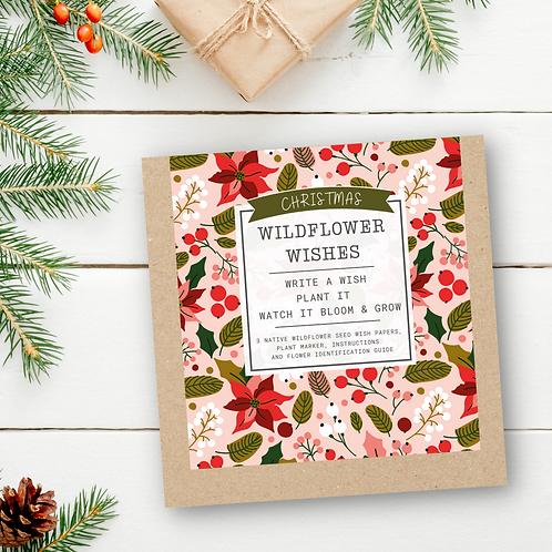 Christmas Wildflower Wishes