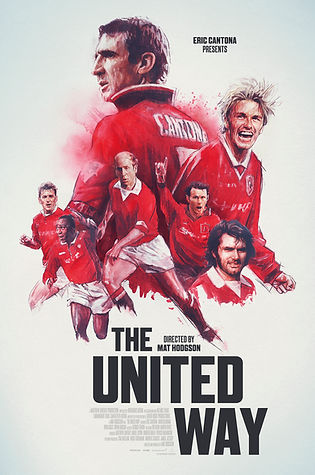 The United Way Documentary, Eric Cantona