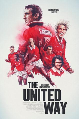 The United Way Documentary, Eric Cantona