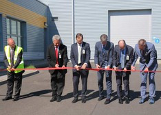 New Nuclear Waste Management and Storage Facility Hot Trials Start