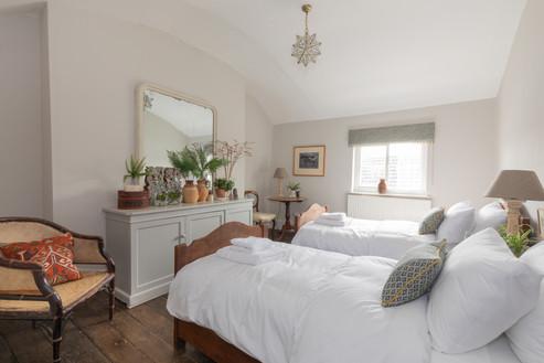 Sarah's second bedroom