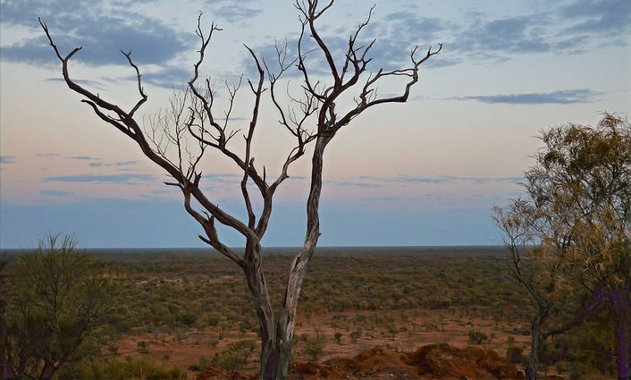 Australia travel guides outback