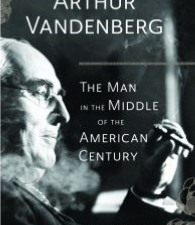 Hank Meijer discusses his new biography of Michigan senator Arthur Vandenberg at a December 6 Counci