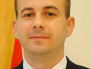 Macedonian ambassador to the U.S. to speak at World Affairs Council event