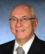 Picture of speaker, Ambassador (ret.) William Garvelink