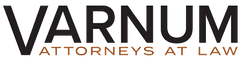 Sponsor logo: Varnum Law