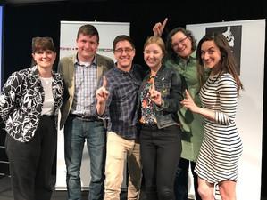 Steelcase team takes WorldQuest championship