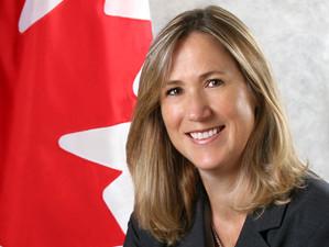 Canada's Deputy Ambassador to the U.S. Kirsten Hillman Speaks to Grand Rapids Business Leaders