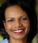 Picture of Condoleezza Rice, former secretary of state