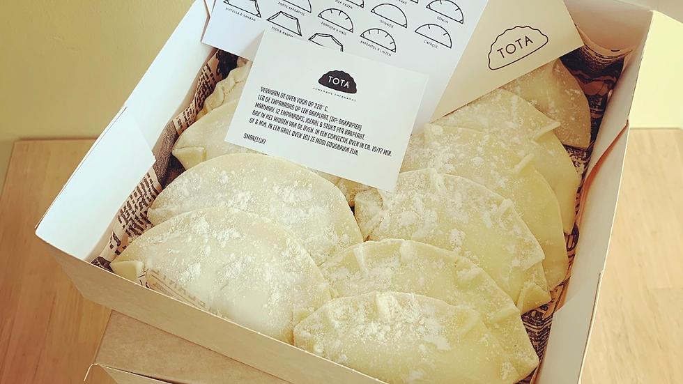 Box 72 Empanadas to bake at home