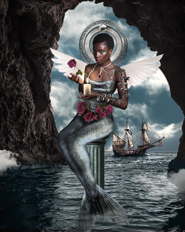 Elemental Woman