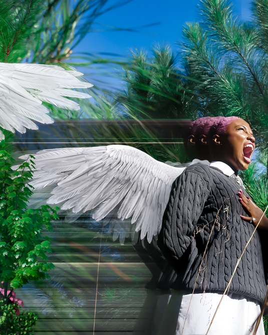 The Weeping Angel: Scene 2