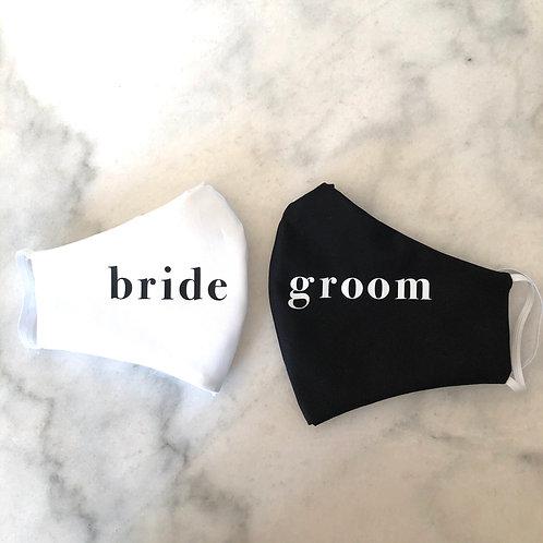 Bride & Groom Set