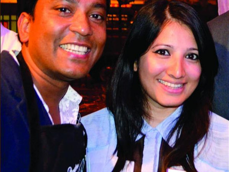 The Dorchester Reporter Highlights Co-Founders Rokeya and Solmon