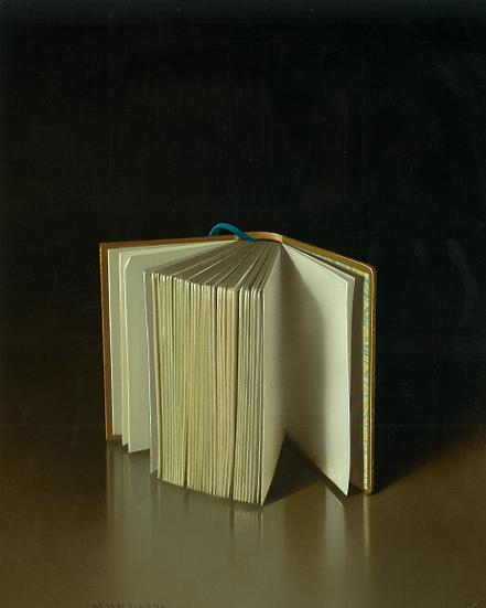Antonio Matallana / Open Book II