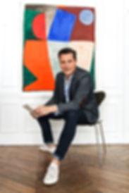 Emmanuel de Boisset, président Artismagna / Galerie Nord