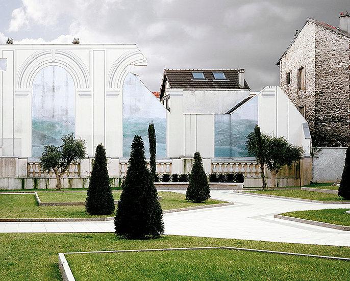 Rémy Lidereau / Puteaux, France March 2004
