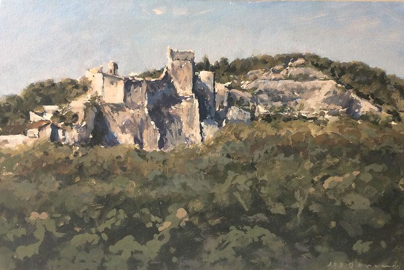 Jean-Daniel Bouvard / The Castle of Beaucaire