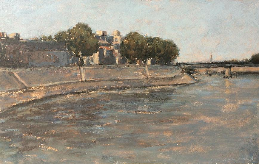 Jean-Daniel Bouvard / Quai du Rhône