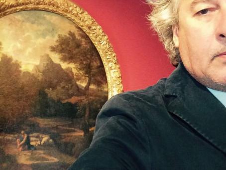 Jean-Christophe Donnadieu, gouachiste & collectionneur