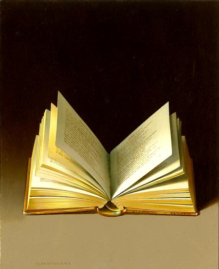 Antonio Matallana / Livre Ouvert I