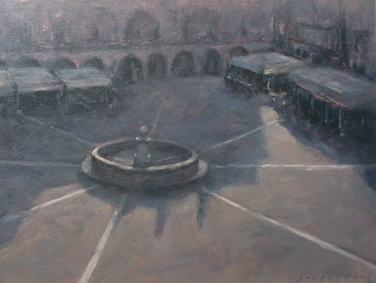 Jean-Daniel Bouvard / Plaza Mayor