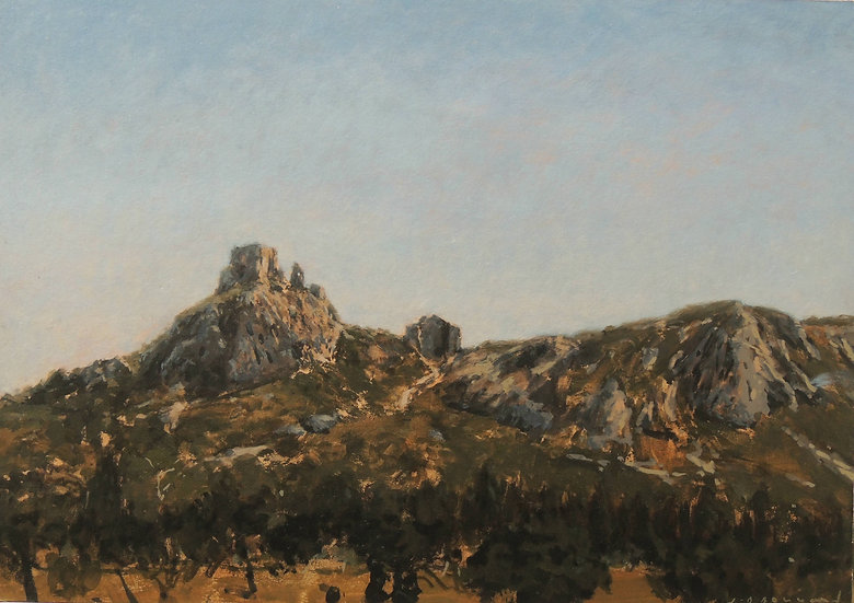 Jean-Daniel Bouvard / The Alpilles