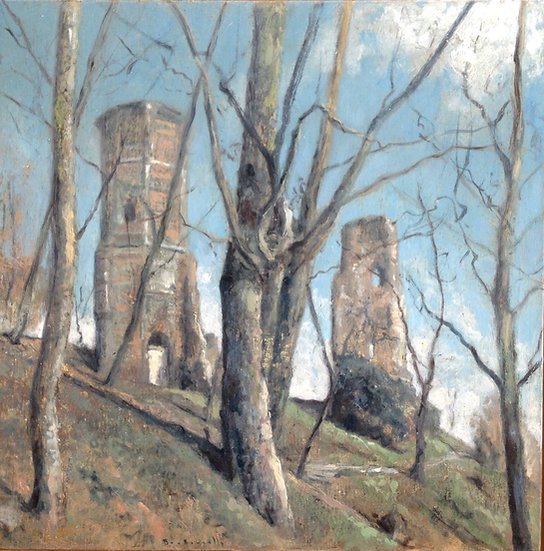 André Boubounelle / The Towers of Montfort