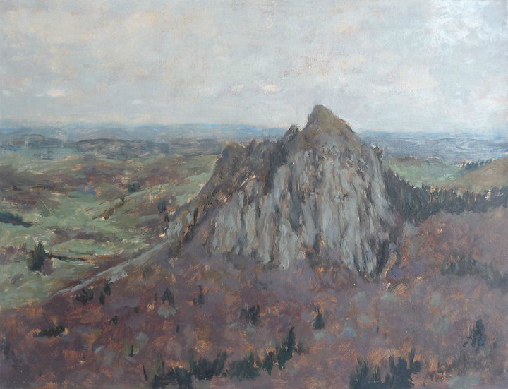 Jean-Daniel Bouvard / Auvergne
