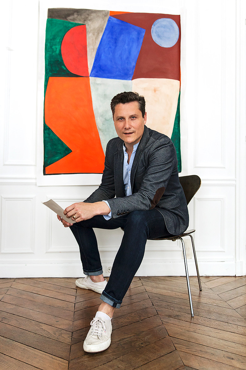 """Emmanuel de Boisset : """"Artismagna est une initiative de passionnés, en faveur d'un art contemporain de qualité"""""""