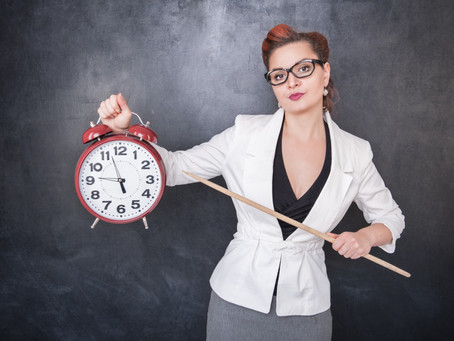 When is Punctuality Important for Business?