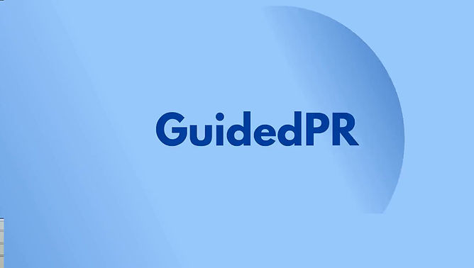 What GuidedPR is and How it works