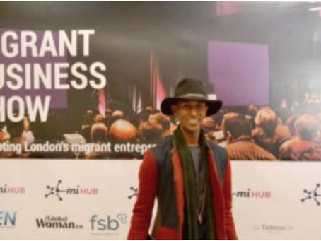 Entrepreneur Interview: Fashion Designer Zekaryas Solomon