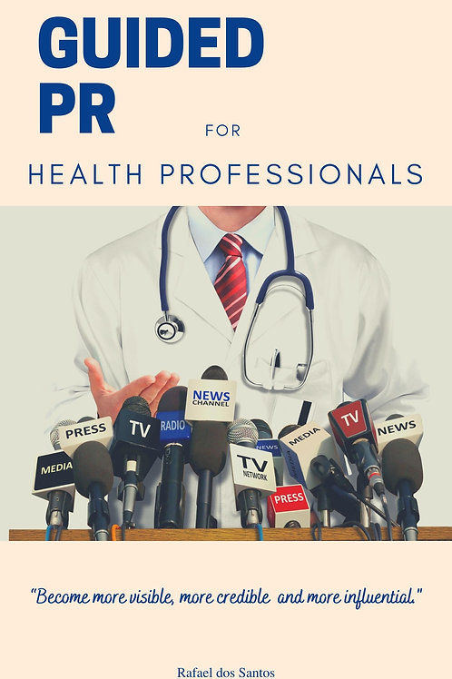 Guided PR for Health Professionals