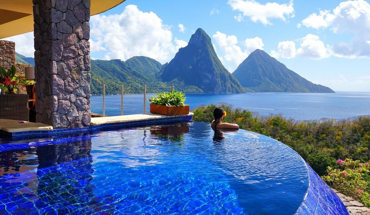 Jade Mountain, St.Lucia