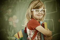 Ab zur Schule