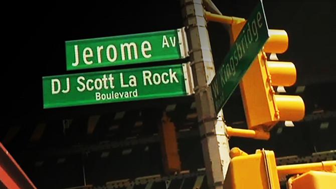 VitalNewz: Street Named After DJ Scott La Rock