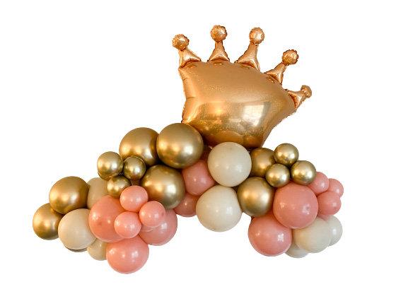 Princess Crown Balloon Cloud