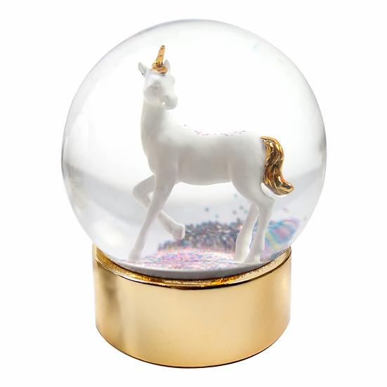 Unicorn Snowglobe