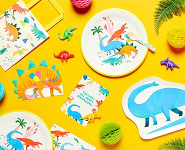 Dinosaur Party Box