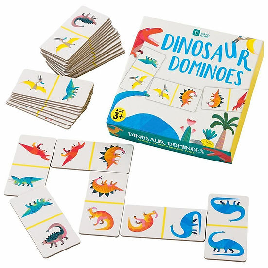 Dinosaur Domino Game