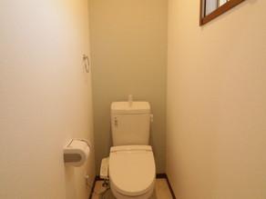トイレはタンク式?タンクなし?