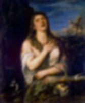 Titian's Mary Magdalene