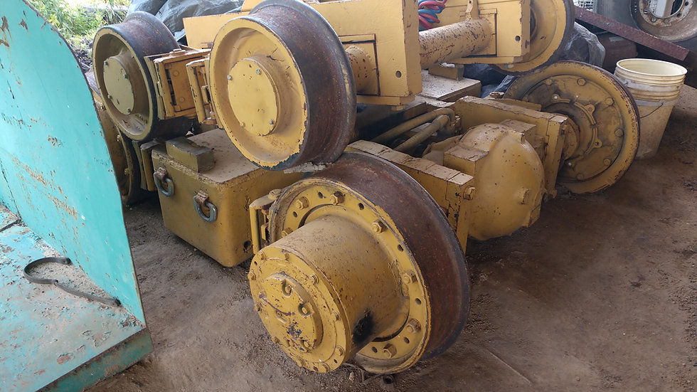 Specialized Rail Gear from a Grove TM880