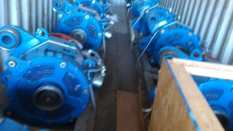 GE 1259 Traction Motors (33 Quantity )